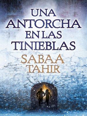 cover image of Una antorcha en las tinieblas