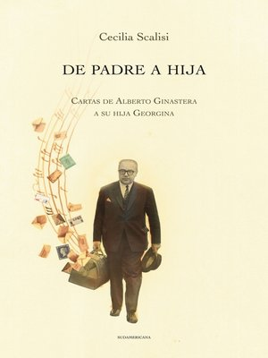 cover image of De padre a hija