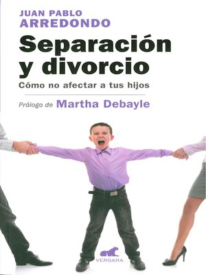 cover image of Separación y divorcio