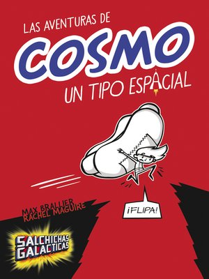 cover image of Las aventuras de Cosmo, un tipo espacial
