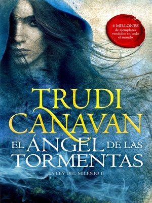 cover image of El Ángel de las Tormentas