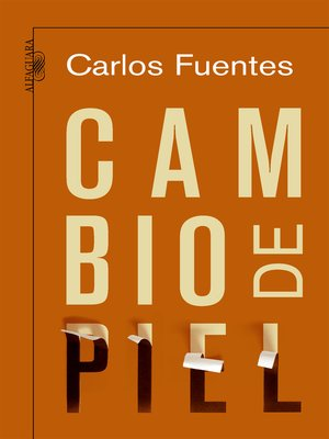 cover image of Cambio de piel