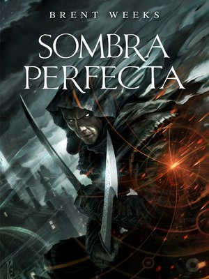 cover image of Sombra perfecta (e-original)