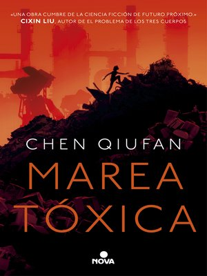 cover image of Marea tóxica