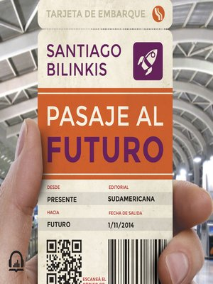 cover image of Pasaje al futuro
