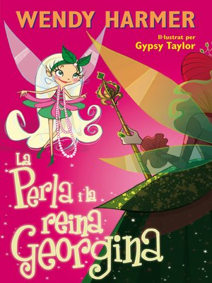 cover image of La Perla i la reina Georgina