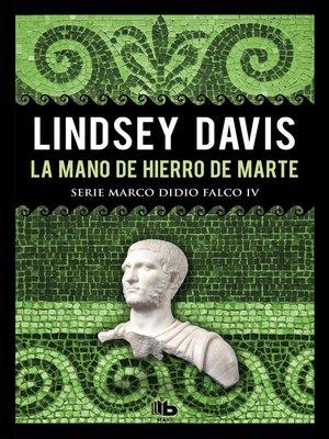 cover image of La mano de hierro de Marte