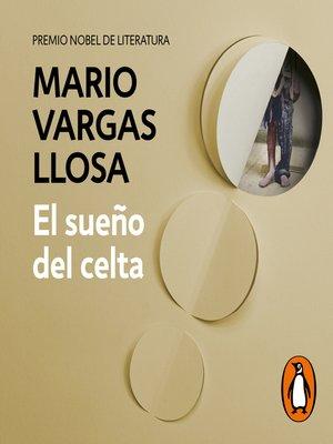 cover image of El sueño del celta