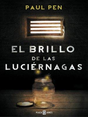 cover image of El brillo de las luciérnagas