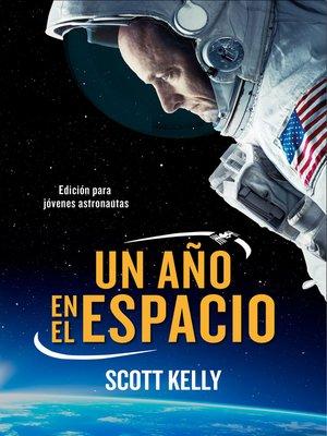 cover image of Un año en el espacio