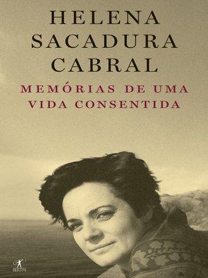 cover image of Memórias de uma vida consentida
