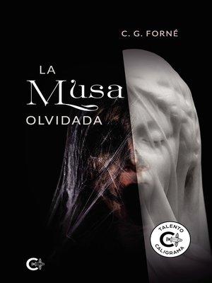 cover image of La musa olvidada