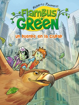 cover image of Un duende en la ciudad (Flambus Green)