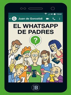 cover image of El WhatsApp de padres