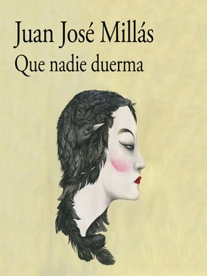 cover image of Que nadie duerma