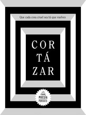 cover image of Que cada cosa cruel sea tú que vuelves (Flash Poesía)