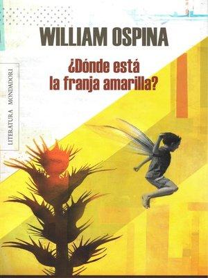 cover image of ¿Dónde está la franja amarilla?