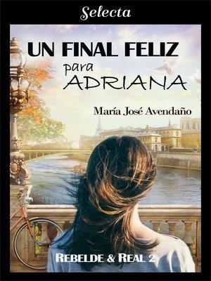 cover image of Un final feliz para Adriana