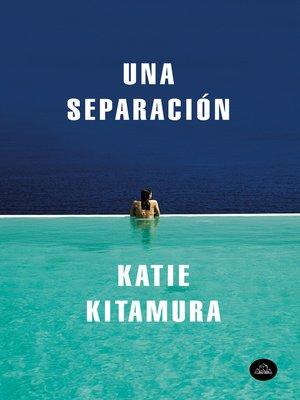 cover image of Una separación