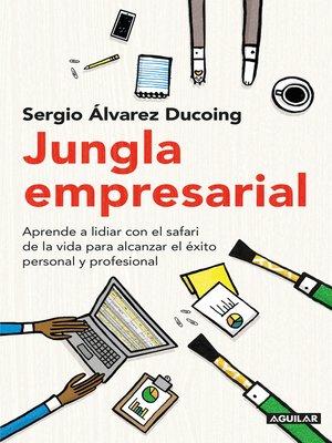cover image of Jungla empresarial