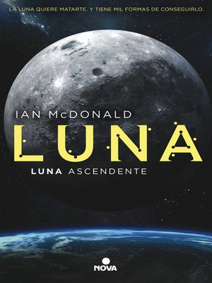cover image of Luna ascendente