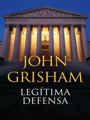 cover image of Legítima defensa