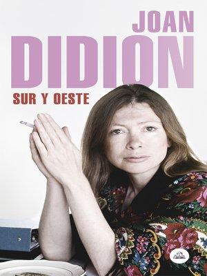 cover image of Sur y Oeste