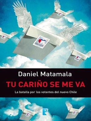 cover image of Tu cariño se me va