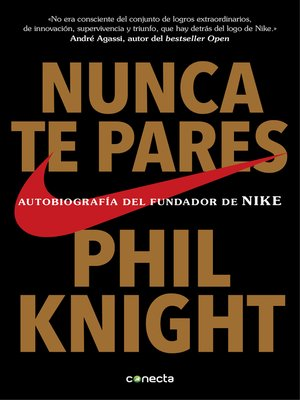 cover image of Nunca te pares