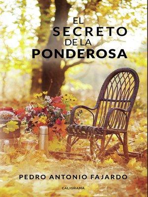 cover image of El secreto de La Ponderosa