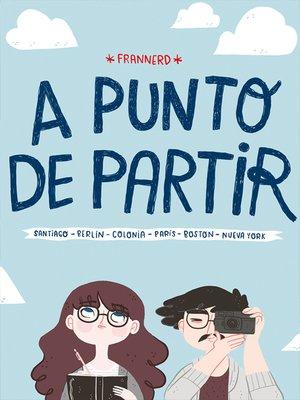 cover image of A punto de partir