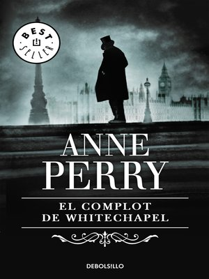 cover image of El complot de Whitechapel