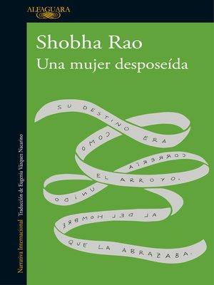 cover image of Una mujer desposeída