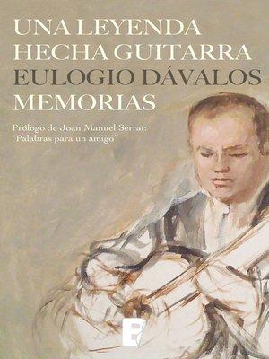 cover image of Una leyenda hecha guitarra