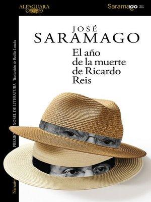 cover image of El año de la muerte de Ricardo Reis