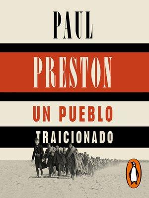 cover image of Un pueblo traicionado