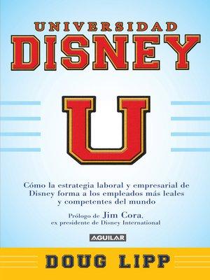 cover image of Universidad Disney