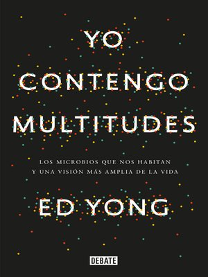 cover image of Yo contengo multitudes