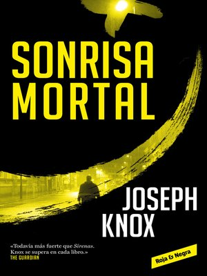 cover image of Sonrisa mortal