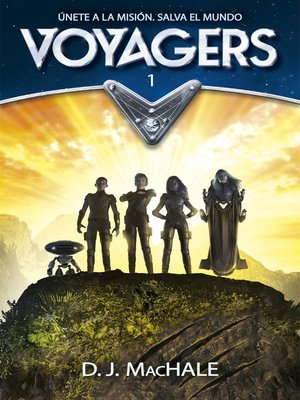 cover image of Voyagers