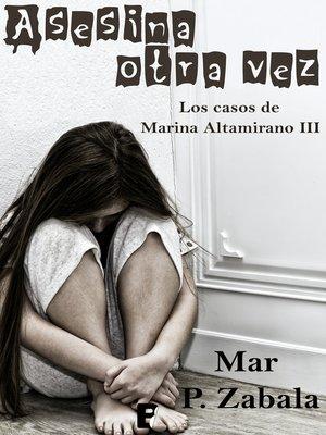 cover image of Asesina otra vez