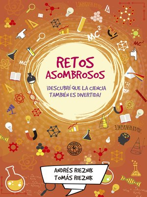 cover image of Retos asombrosos