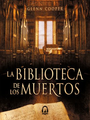 cover image of La biblioteca de los muertos