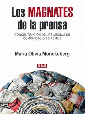 cover image of Los Magnates de la Prensa