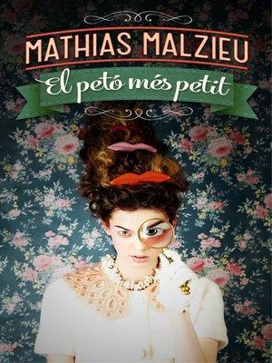 cover image of El petó més petit