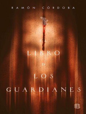 cover image of El libro de los guardianes