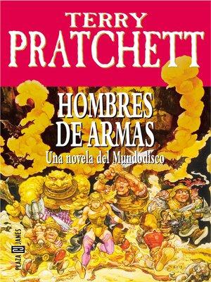 cover image of Hombres de Armas (Mundodisco 15)