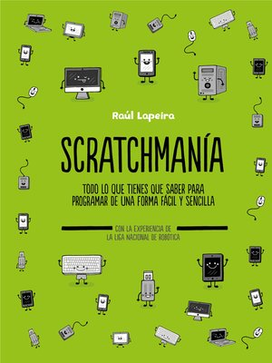 cover image of Scratchmanía
