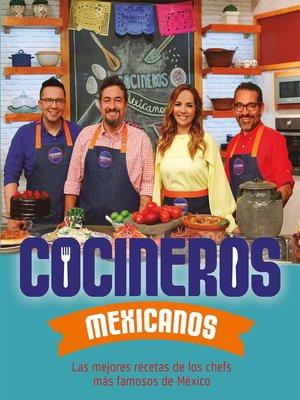 cover image of Cocineros mexicanos