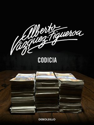 cover image of Codicia